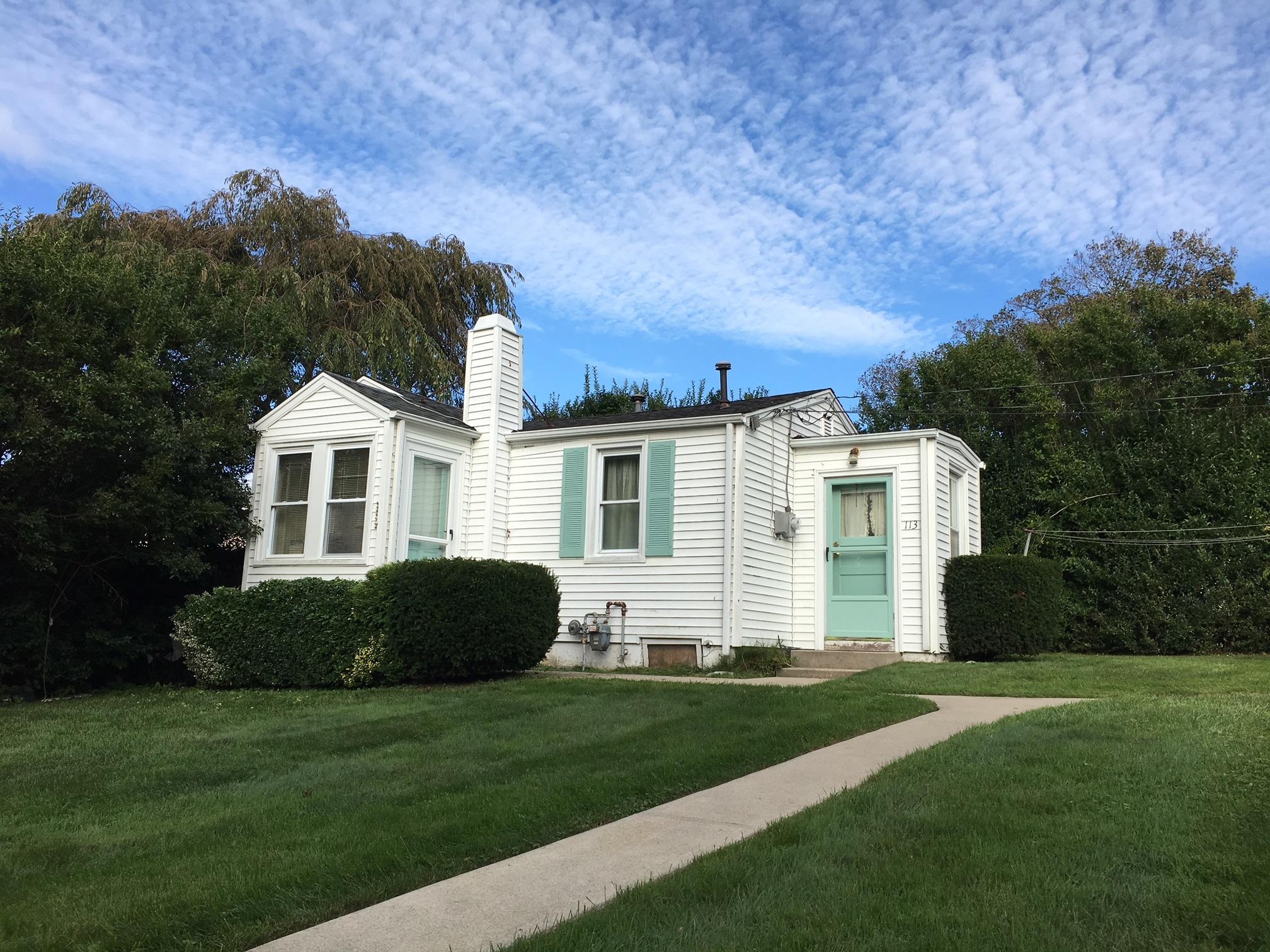 Newport Affordable Rental Cottage